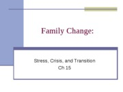 Family Change Ch 15 complete