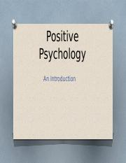 1_2017 Fall Positive Psychology An Introduction.pptx