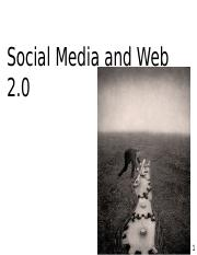 Web 2 and social media.pptx