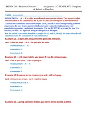 3-2 ASSIGNMENT TEMPLATE HUMN 210 Talb01