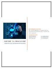 Overview of SAP ERP.docx