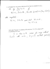 Practice Midterm 2 Solution