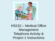 HS210Project1TelephoneActivityInstructions-Unit 2