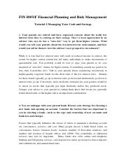 Tutorial 2 Q&A-Managing your cash and savings.pdf