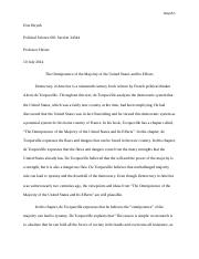 American Gov Research Essay.docx