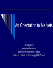 An_Orientation_to_Markets