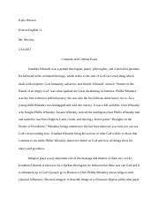 Compare and Contrast Essay.docx