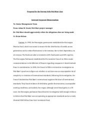 case study memo1 bmgt 496 Memo1 topics: cost, generally accepted accounting principles  case study memo1 bmgt 496 essay.