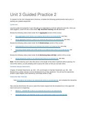 CIS250 Unit 3 Guided Practice 2.docx