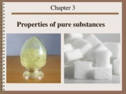 Chapter 3_Pure Substance