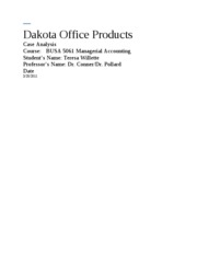 Dakota Office Products