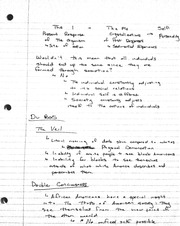 Midterm Review Notes 2