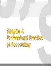 Chap 3_Professional Practice of Accounting 4-1.ppt