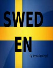 Swedish Food and Culture