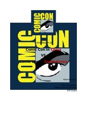 Comic Con in China and South korea