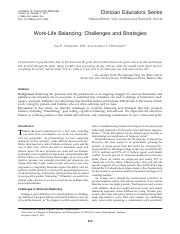 Work-Life Balancing Challenges and Strategies.pdf