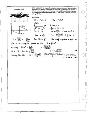 618_Mechanics Homework Mechanics of Materials Solution