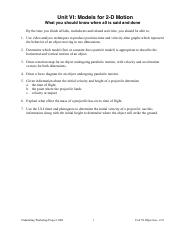 2. 03_u3_ws1 - Name Date Pd Uniformly Accelerated Motion Model ...