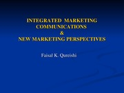 IMC & New Marketing