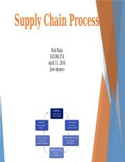 Week 2 Assignment Supply Chain Process.pptx