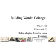 building_words