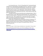 An opinion essay примеры