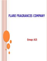 Group 15 - Flare.pptx