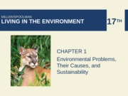 Ecology chapter1