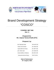 Cosco final report edited