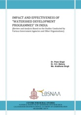 Impact and Effectiveness of WDP by LBSNAA