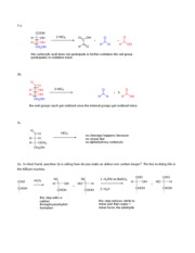 Chem 332 Spring 08 Exam IV Practice WITH ANSWERS A