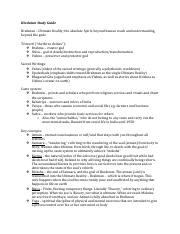 Hinduism and Buddhism Study Guide.pdf