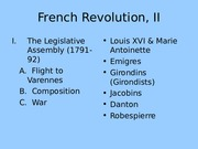 French Revolution, II.1020.ppt