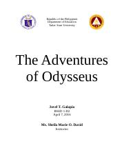 EM 1 (The Adventures of Odysseus).docx