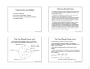 8p. Trig and Matlab _printable_