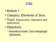 CS2_07_Expressions_Operators_Statements