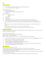 Microbiology Notes - HIV.docx