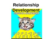 Lecture 6 Psych Notes (Relationship Development)