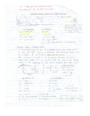 vector-kinematics-projectile-motion