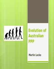ITLS6501 - Lecture 11 - Evolution of Australian PPPs.pptx