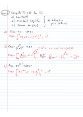STATS 509 Fall 2014 Assignment 4 Solutions