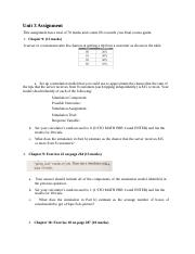 STAT Assignment 3
