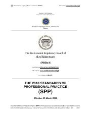 261273255-2010-STANDARDS-OF-PROFESSIONAL-PRACTICE-pdf