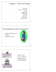 Business Law Ch. 3 Notes