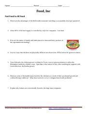 Inc pdf food