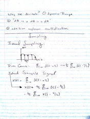 Digital Signal Processing Notes 8