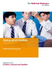 force_and_motion