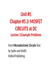 Unit 1 Examples for Lecture 3.ppt