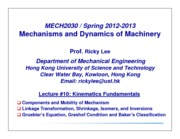 MECH2030-Lecture10