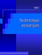 02. The CPA Profession_Update 2015